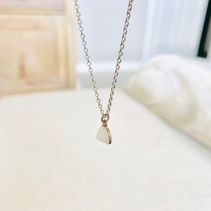 American Eagle Natural Moonstone Necklace 🌙